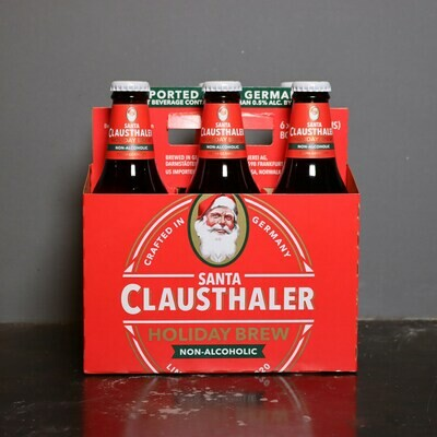 Clausthaler Non-Alcoholic Holiday Brew 12 FL. OZ. 6PK