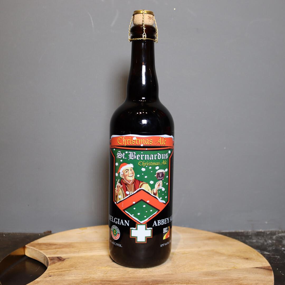 St. Bernardus Christmas Ale 750ml.