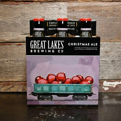 Great Lakes Christmas Ale 12 FL. OZ. 6PK