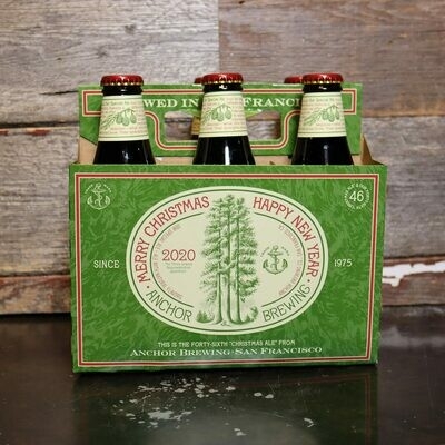 Anchor Christmas Ale 12 FL. OZ. 6PK