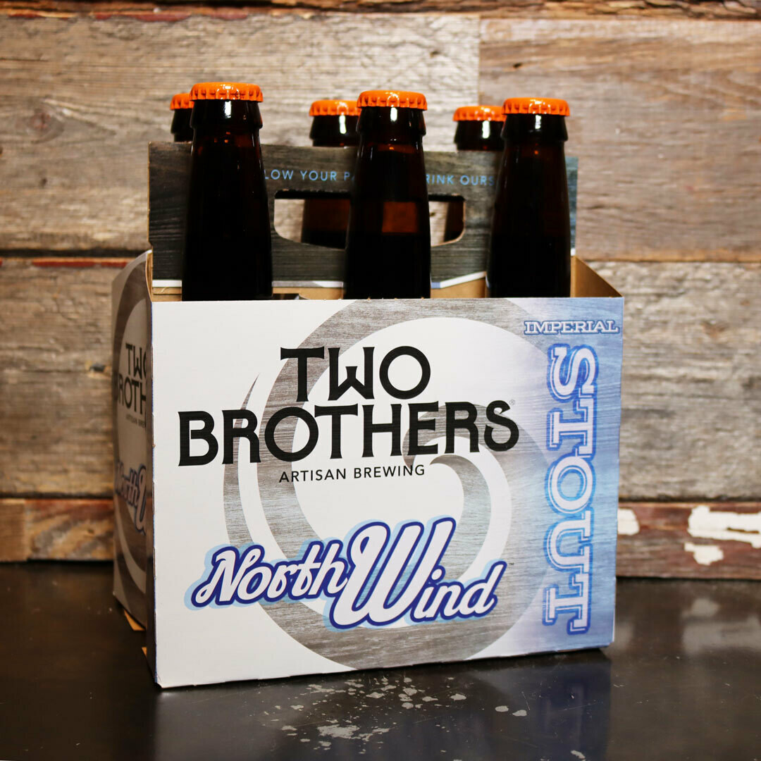 Two Brothers North Wind Imperial Stout 12 FL. OZ. 6PK