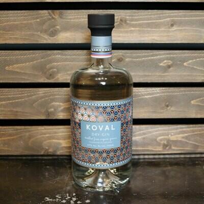 Koval Dry Gin 750ml.