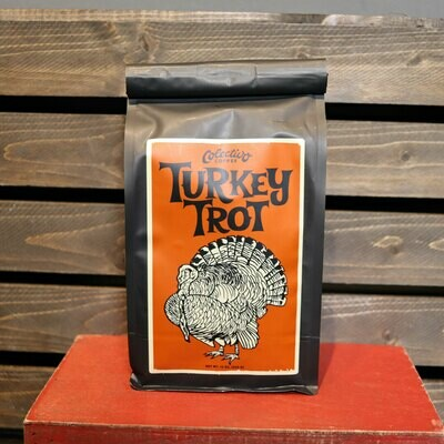 Colectivo Turkey Trot Whole Bean Coffee 12 OZ. Bag