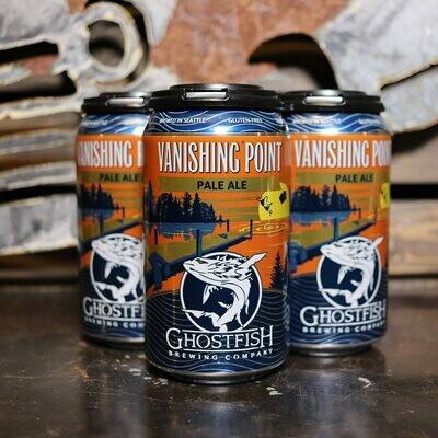 Ghostfish Vanishing Point Pale Ale Gluten Free 12 FL. OZ. 4PK Cans
