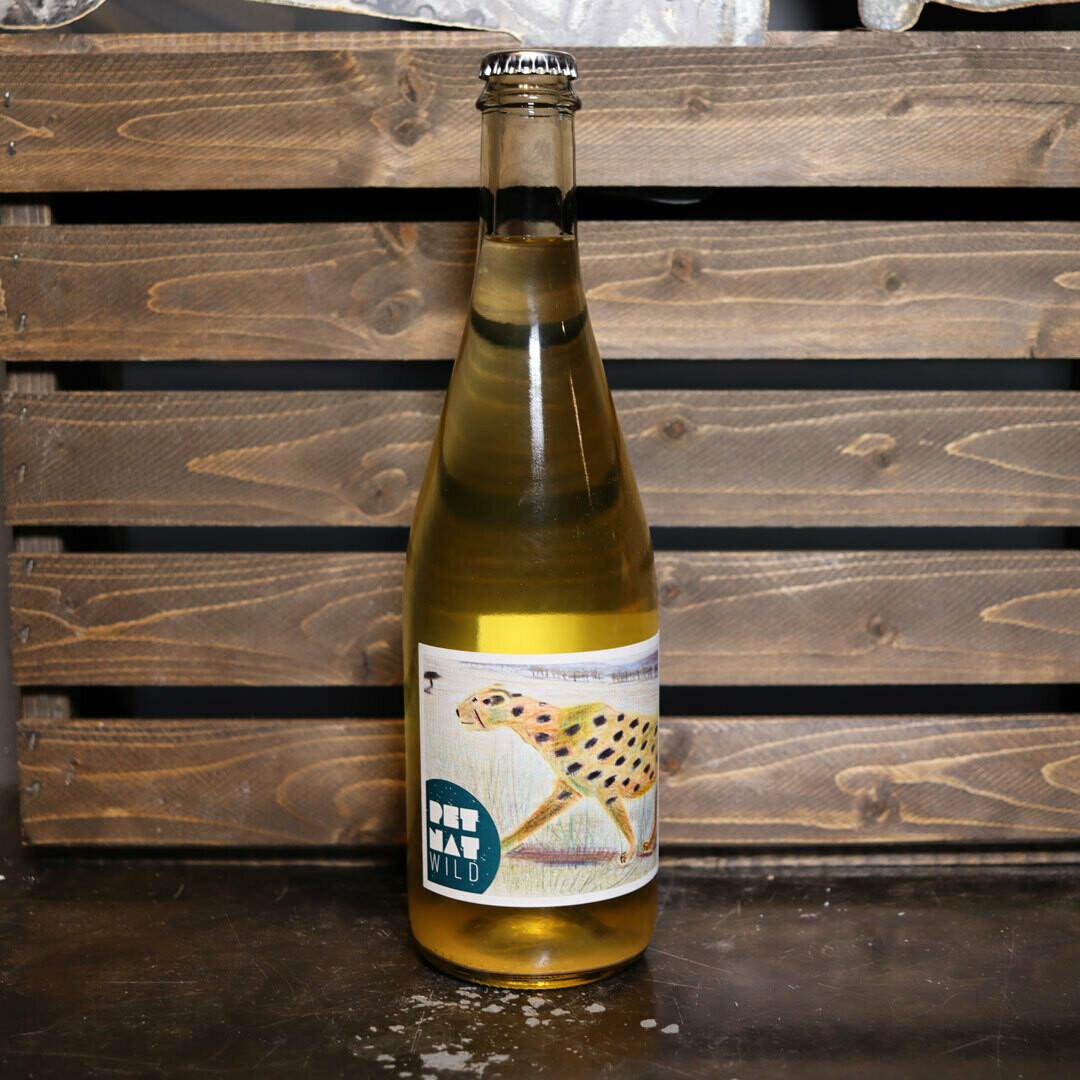 Echeverria Pet Nat Wild Sparkling Chardonnay Chile 750ml