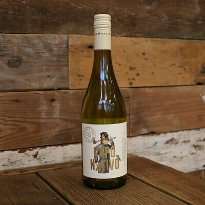 Capo Nativo Chardonnay  Valle Casablanca Chile 750ml.