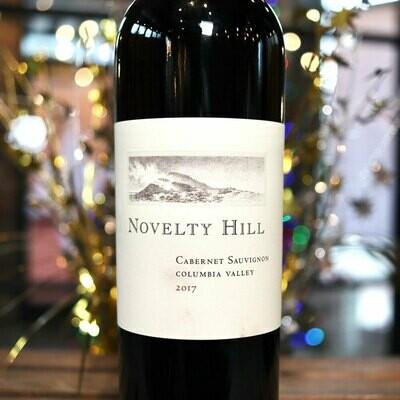 Novelty Hill Cabernet Sauvignon Columbia Valley Washington 750ml.