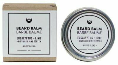 Bearded-Bread Cream - Berg. Ylang, Cedar 2oz