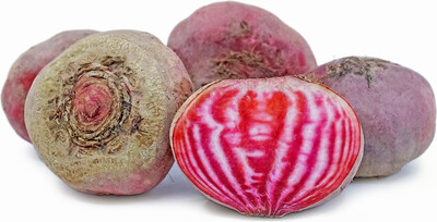Beets  - Red Striped (2lb Bag)