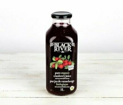 Black River Juice - Pure Cranberry Juice