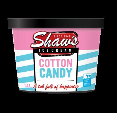 Shaws COTTON CANDY 1.5L