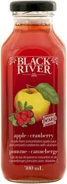 Black River Juice - Apple & Cranberry Juice