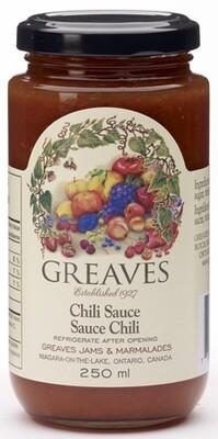 Greaves - Chili Sauce