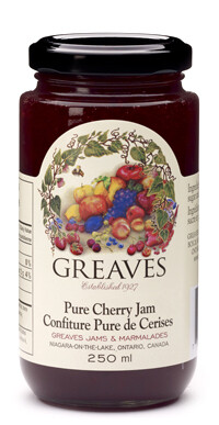 Greaves - Pure Cherry Jam