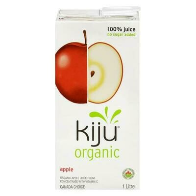 Kiju - Organic Apple 1ltr