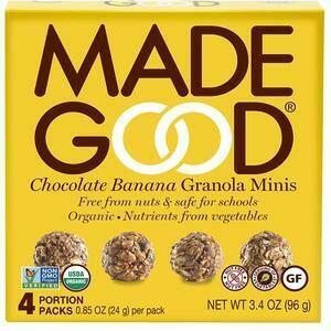 Made Good - Choc. Banana Minis