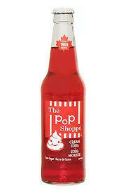 Pop Shoppe - Cream Soda