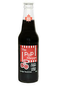 Pop Shoppe - Black Cherry