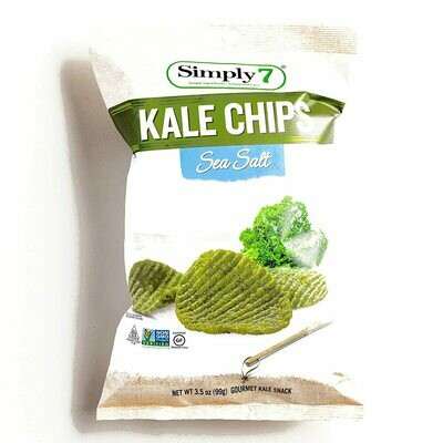 Simply 7 - Kale Sea Salt