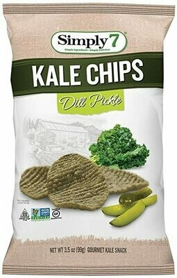 Simply 7 - Kale Dill Pickle