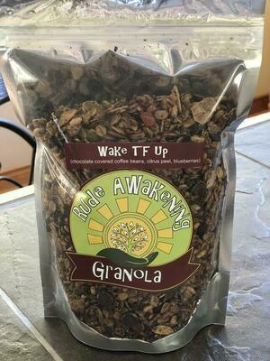RA - Wake TF Up Granola 340g