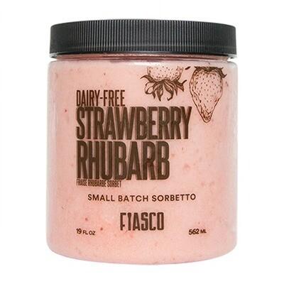 Fiasco - Strawberry Rhubarb