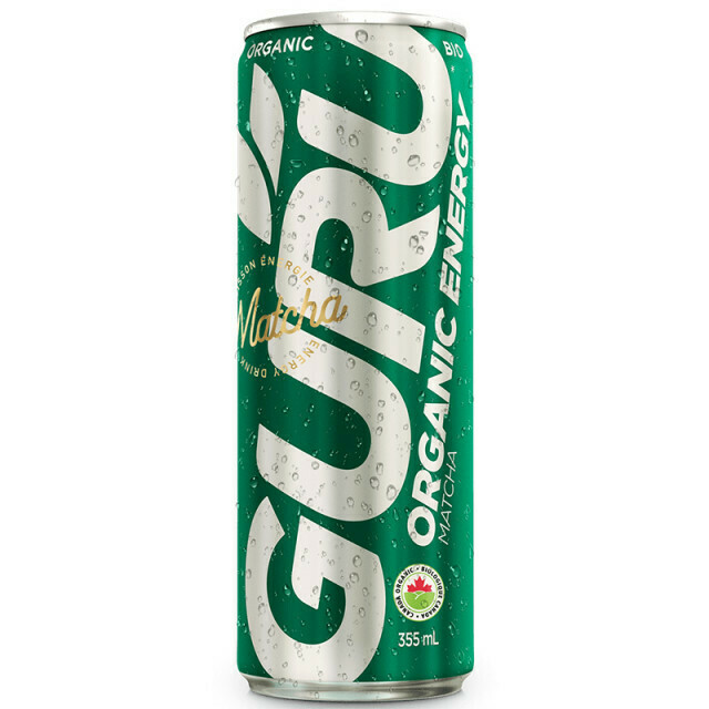 Guru - Matcha Energy Drink  250ml