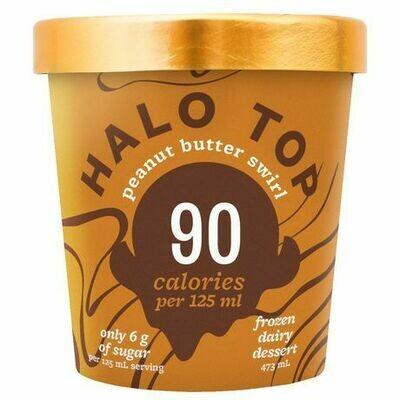 Halo - Peanut Butter Swirl