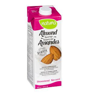 Natura - Unsweetened Almond Milk