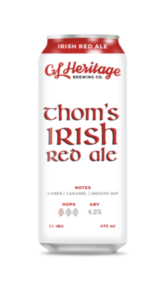 GL Heritage - Thom's (Irish Red Ale)