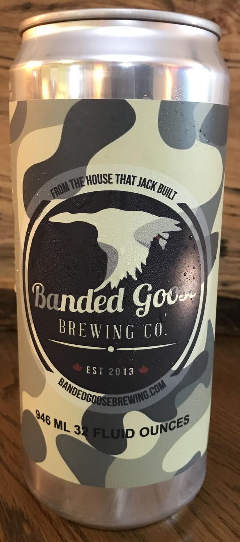 BGB - Kicka Ginger Ale