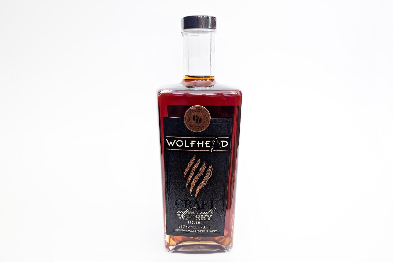 Wolfhead - Coffee Whisky Liqueur