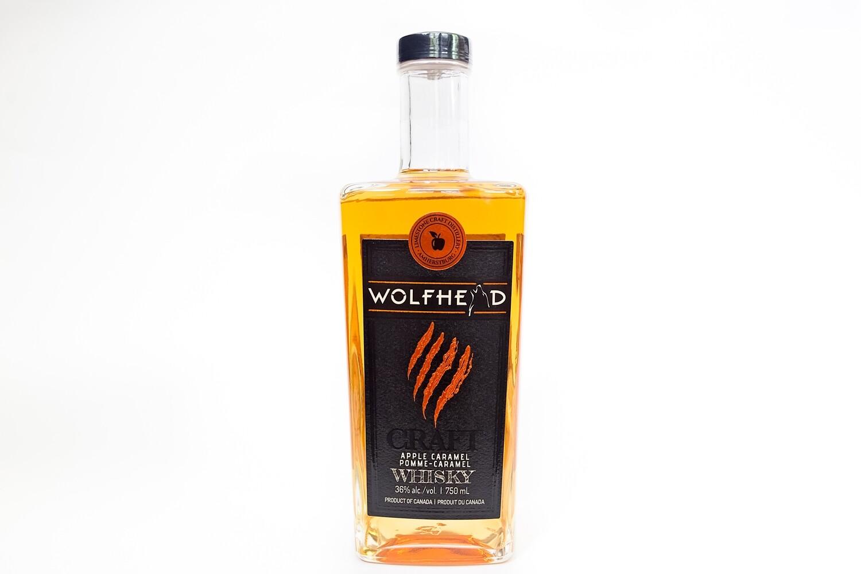 Wolfhead - Apple Caramel Whisky