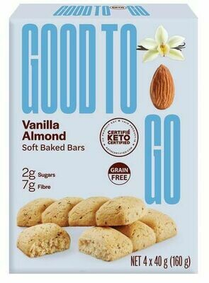Good to Go - 4pk. Vanilla Almond
