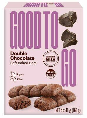 Good to Go - 4pk. Double Chocolate