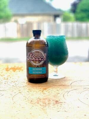 Booch - Blue Mermaid