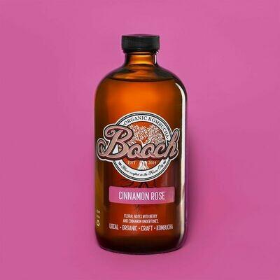 Booch - Cinnamon Rose