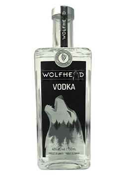 Wolfhead - Vodka 750ml