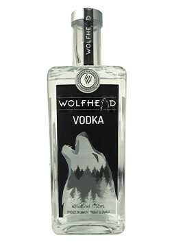 Wolfhead - Vodka  750ml