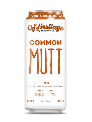 G.L. Heritage - Common Mutt