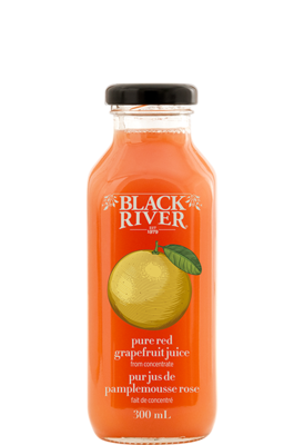 Black River Juice - Pure Red Grapefruit juice