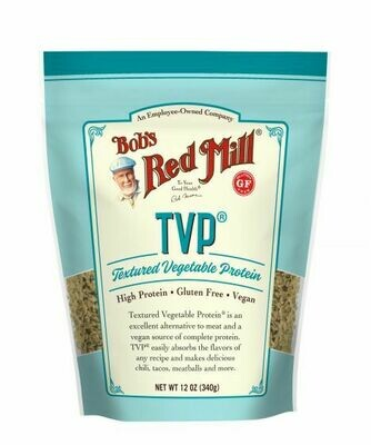 Bob's Red Mill Textured Vegetable Protein 283g