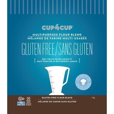 Cup4Cup - GF Flour Blend 1.4kg
