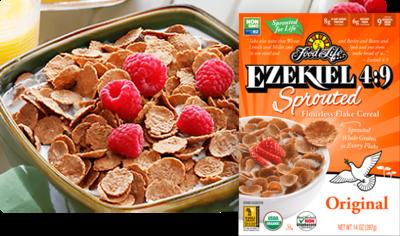 Ezekiel 4:9 Cereal Original