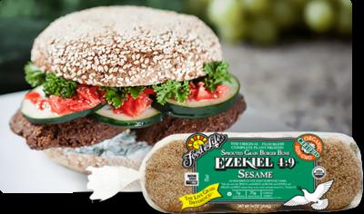 Ezekiel Burger Sprout Buns