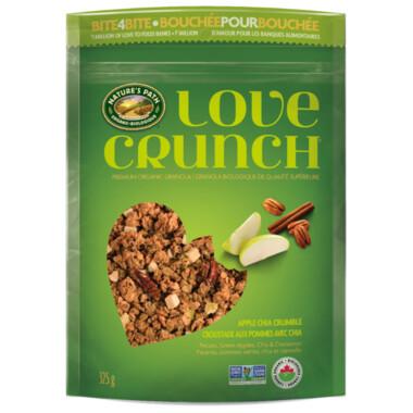 Nature's Path (dry) Apple Crumble Love Crunch Granola 325g