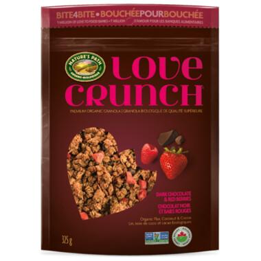 Nature's Path (dry) Choc.RedBerry Love Crunch Granola 325g