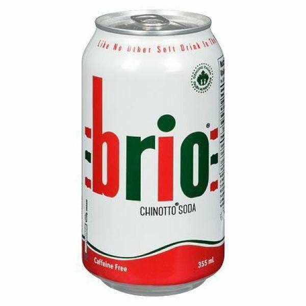 Brio - Soda Chinotto  335ml