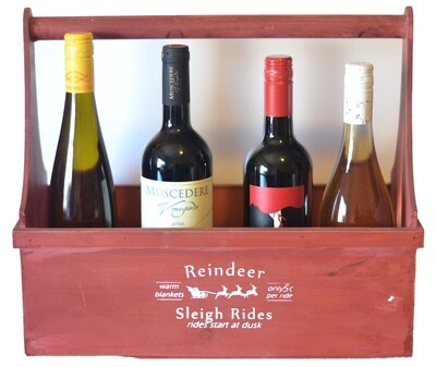 Large Wine Box