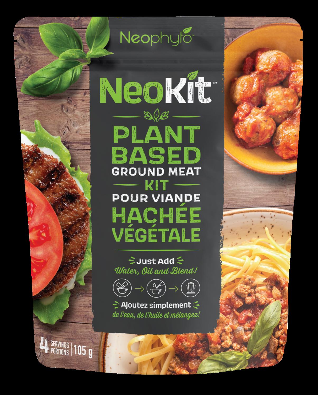 NeoKit Plant Based Ground Meat Kit 105g